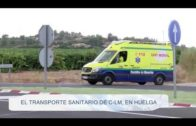 El transporte sanitario de C-LM, en huelga