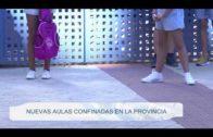 Nuevas aulas confinadas en la provincia de Albacete