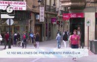 12.102 millones de presupuestos para Castilla-La Mancha