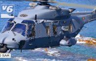 BREVES | Entregan al ejercito el NH-90 fabricado en Albacete