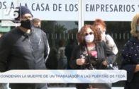 Condenan la muerte de un trabajador en las puertas de FEDA