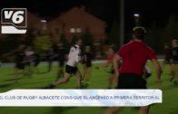 El Club Rugby de Albacete consigue su ansiado ascenso