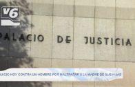 Juicio hoy contra un hombre por maltratar a la madre de sus hijas