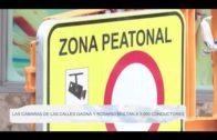 Las cámaras de las calles Gaona y Rosario multan a 5.000 conductores