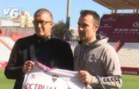 Primer día de López Garai como entrenador del Albacete Balompié