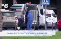 989 nuevos contagios Covid en Castilla-La Mancha