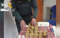 BREVES | Intervenidas 3.000 cajetillas de tabaco sin precinto fiscal