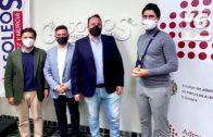 Convenio de colaboración entre COAFAC y Gásoleos Sánchez y Murcia