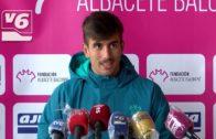 El Albacete recupera a Gorosito, pero Jean Jules y Carlos Isaac no estarán frente al Leganés