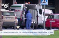 La obra de ampliación del Hospital de Albacete dará comienzo en unos días