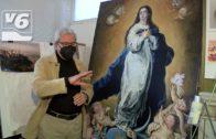 María Inmaculada es la nueva obra maestra de Jesús Gomáriz