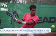 Buena gesta para Carlos Sánchez Jover