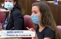 EDITORIAL | Olvidados por el Gobierno municipal y bajo techo gracias a la Diócesis de Albacete