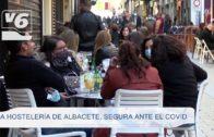 La hostelería de Albacete, segura ante la Covid-19