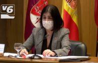 La ministra, Carolina Darias, visita los territorios afectados por la DANA