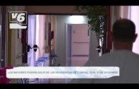 Los mayores podrán salir de las residencias de C-LM del 23 al 31 de diciembre