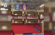 Noemí Romero se proclama campeona nacional de trampolín