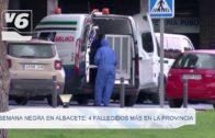 Semana negra en Albacete: 4 fallecidos más en la provincia