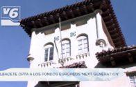 """Albacete opta a los Fondos Europeos """"Next Generation"""""""
