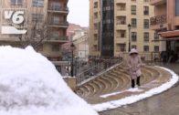 BREVES | Alerta en Albacete ante la previsión de fuertes nevadas
