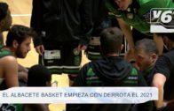 El Albacete Basket empieza 2021 con una derrota
