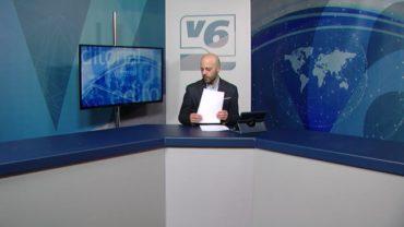 Informativo Visión 6 Televisión 26 de Enero de 2021
