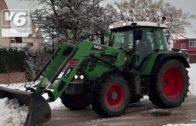 Los agricultores salen al rescate de los municipios albaceteños
