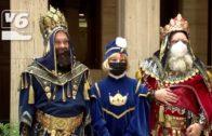 Los Reyes Magos mandan un mensaje a los niños y a las niñas de la ciudad