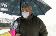 MEDIO AMBIENTE | Los agricultores ven con buenos ojos los efectos de la nevada Filomena