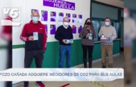 Pozo Cañada adquiere medidores de CO2 para sus aulas