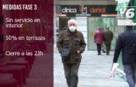 Sanidad prorroga las medidas de nivel 3 en Albacete capital y Chinchilla de Montearagón