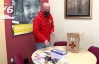Un kit de Cruz Roja para mejorar la eficiencia energética de las familias más vulnerables