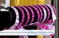 ACEPAIN saca unas pulseras solidarias con motivo del día del cáncer