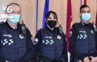 BREVES | 203 chalecos de protección para la Policía Local