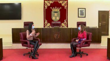 Calle Ancha Entrevista   María José López, Concejal Economía y Hacienda
