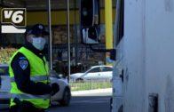 Campaña de control a camiones y autobuses