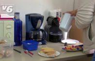 Colada solidaria y café, también en pandemia