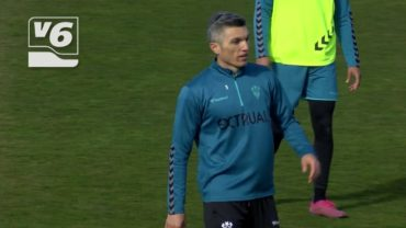 El Albacete Balompié recupera a Arroyo para la final del viernes