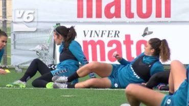 El Fundación Albacete prepara su último partido de la primera parte de la temporada