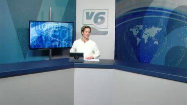 Informativo Visión 6 Televisión 24 de febrero de 2021