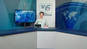 Informativo Visión 6 Televisión 26 de febrero de 2021