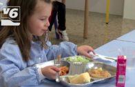 Comedores escolares abiertos en la capital durante la Semana Santa