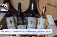 Dos medallas de oro para Aldonza Gourmet en 'Mundus Vini'