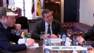 EDITORIAL   García-Page allana el terreno para limpiar su imagen en Albacete