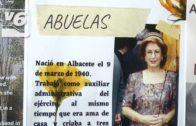 Los alumnos del IES Andrés de Vandelvira homenajean a sus abuelos