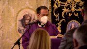 Misa dominical y presentación del cartel de Semana Santa en Pozo Cañada
