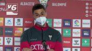 Bernabé Barragán debuta en un Albacete de Segunda B