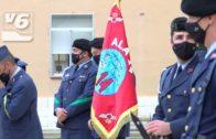 Condecoración al mérito en la Base Aérea de Albacete