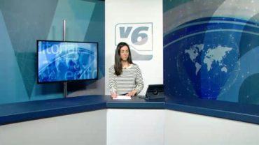 Informativo Visión 6 Televisión 14 de abril de 2021