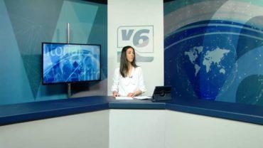 Informativo Visión 6 Televisión 13 de Abril 2021
